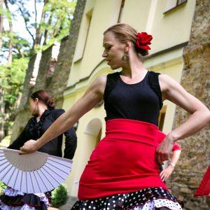 Fuego Flamenco na Dworze Kossaków